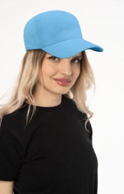 Бейсболка женская Classic голубая