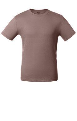 Детская футболка шоколадного цвета