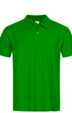 Поло мужское Classic зеленое