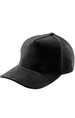 Бейсболка под сублимацию Classic черная