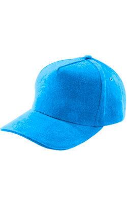 Бейсболка под сублимацию Classic синяя