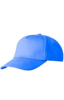 Бейсболка детская Classic синяя