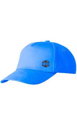 Бейсболка с логотипом Classic синяя