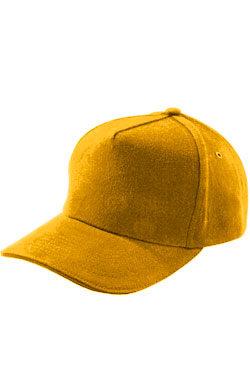Бейсболка под сублимацию Classic темно-желтая