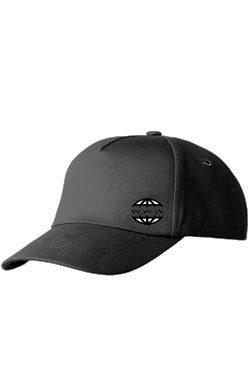 Бейсболка с логотипом Classic темно-серая