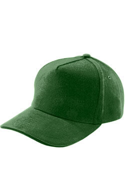 Бейсболка под сублимацию Classic темно-зеленая