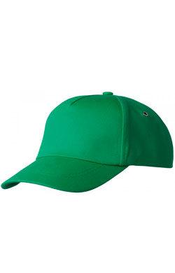 Бейсболка детская Classic зеленая