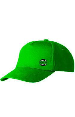 Бейсболка с логотипом Classic зеленая