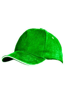 Бейсболка Premium зеленая